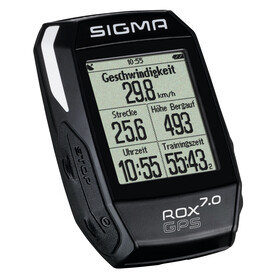 SIGMA SPORT ROX 7.0 Cycle Computer black